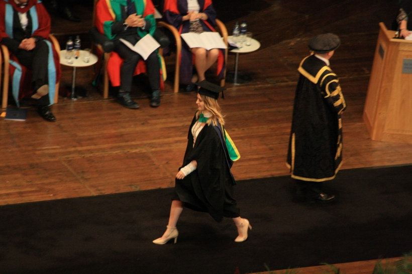 Graduation Nottingham Trent University